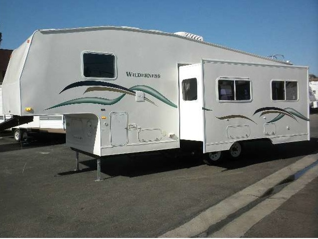 2000 Fleetwood Wilderness GL275J Ex1